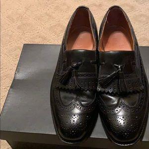 Allen Edmonds Colfax Black 91/2D Dress Loafer.